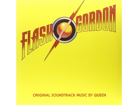 Vinil Queen - Flash Gordon — Pop-Rock