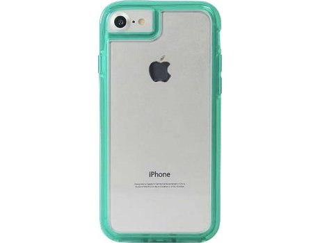 Capa TUCANO Denso iPhone7 Verde — Compatibilidade: iPhone 7