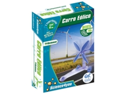 Carro Eólico - Science4You — Science4You