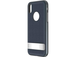 Capa MOSHI Kameleon iPhone X Azul — Compatibilidade: iPhone X