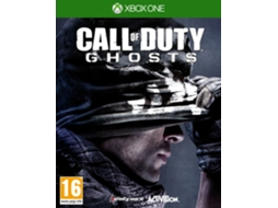 Jogo XBOX ONE Call of Duty - Ghosts — FPS | Idade Mínima Recomendada: 16