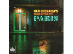 CD Dan Ghenacia - Sound Of The City - Paris