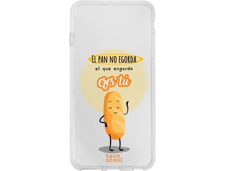 Capa Honor 20 Lite TECHCOOL F_UV509_2655 Transparente