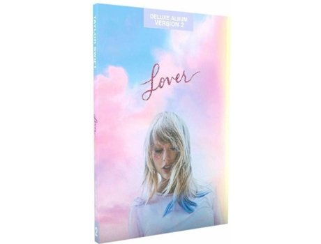 CD Taylor Swift - Lover: Deluxe Journal Version 2