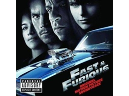 CD OST - Fast & Furious — Banda Sonora
