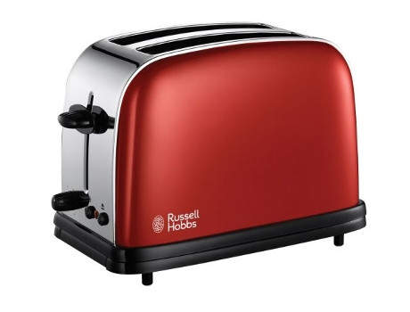 Torradeira RUSSEL HOBBS Colours Flame Red 18951-56