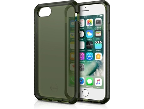 Capa ITSKINS Supreme iPhone 6, 6s, 7, 8 Verde — Compatibilidade: iPhone 6, 6s, 7, 8