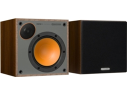 Coluna  MONITOR AUDIO Monitor 50 Nogueira — 70W | 55-30Hz