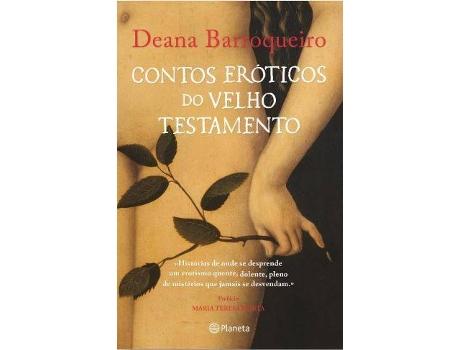 Marca do fabricante - Livro Contos Eróticos Do Velho Testamento de Deana Barroqueiro (Português)