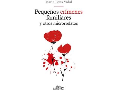 Livro Pequeños Crímenes Familiares Nº1 de Maria Pons Vidal (Espanhol)