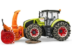 Jipe da Neve BRUDER Claas Xerion 950 — Transportes | 3+