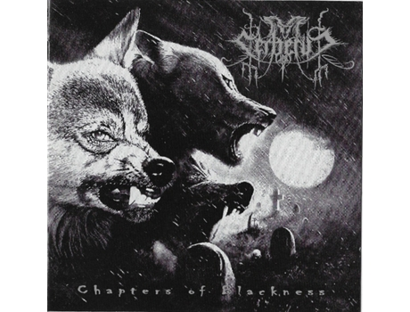 CD Cerberus - Chapters Of Blackness