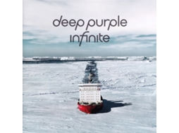 CD+DVD Deep Purple - Infinite