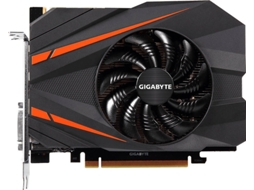 Placa Gráfica GIGABYTE GeForce GTX 1080 Mini ITX 8 GB — NVIDIA | GeForce GTX 1080 Mini ITX
