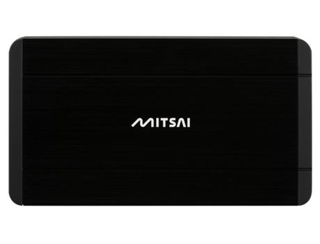 CAIXA HDD 3.5'' MITSAI D600 SATA USB 3.0 | [6327072 ]