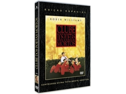 DVD Clube Dos Poetas Mortos — De: Peter Weir | Com: Ethan Hawke, Robin Williams