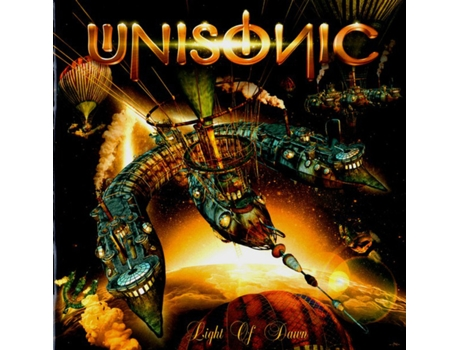 CD Unisonic - Light Of Dawn
