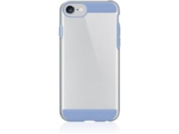 Capa WHITE DIAMONDS Crystal iPhone 6, 6s, 7, 8 Azul — Compatibilidade: iPhone 6, 6s, 7, 8