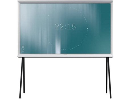 TV LED 32'' SAMSUNG Smart Serif Branco — Full HD