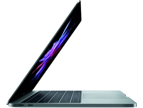MacBook Pro APPLE Cinzento Sideral - MR942 (15.4'' - Intel Core i7 - RAM: 16 GB - 512 GB SSD) — OS Sierra