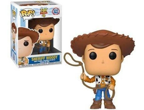 Figura FUNKO Pop! Disney Toy Story 4 Sheriff Woody