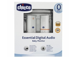 Intercomunicador CHICCO Baby Monitor Audio Digital — Alcance: até 200m