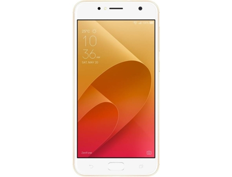 Smartphone ASUS Zenfone Live Sunlight Gold — Android 7.0 / 5.5'' / Quad-Core 1.4 GHz