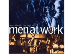CD Men At Work - Contraband: The Best Of Men At Work