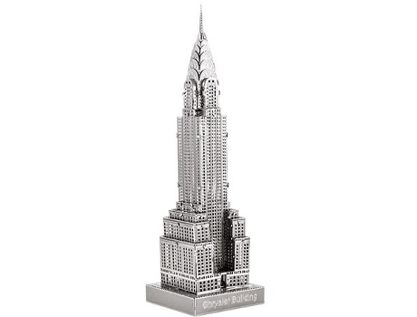 ICONX Chrysler Building — Puzzle