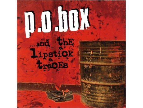 CD P.O.Box - ...And The Lipstick Traces