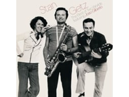 CD Stan Getz - The Best of Two Worlds — Jazz
