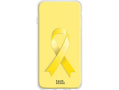Capa Honor 20 Lite TECHCOOL F_UV509_4446 Amarelo