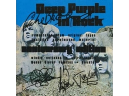 CD Deep Purple - In Rock Anniversary — Pop-Rock
