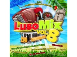 CD Os Bons - Lusomix Vol. 8 — Popular