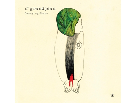 CD N*grandjean - Carrying Stars — Pop-Rock