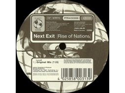 Vinil Next Exit - Rise Of Nations