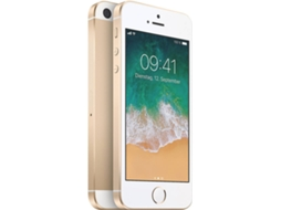 Smartphone APPLE iPhone SE 4'' 32GB Dourado — 2 GB RAM | Single SIM | 1 Câmara traseira