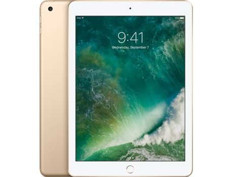 iPad 9.7'' APPLE Wi-Fi 32GB Gold - MPGT2TY/A — 9.7'' / 32 GB / iOS 10