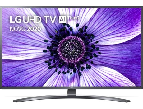 TV LG 43UN74006 (LED - 43'' - 109 cm - 4K Ultra HD - Smart TV) — + Performance