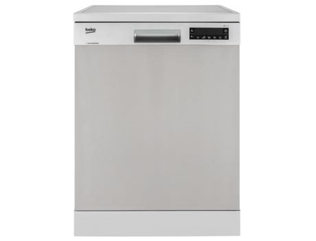 Máquina de Lavar Loiça BEKO DFN28432X (14 Conjuntos - 60 cm - Inox)