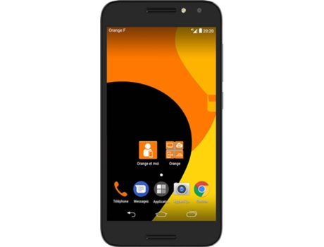 Smartphone NOS DIVE 72 — Android 6.0 / 5'' / 4G /MT6737 1250 Mhz