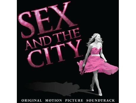 CD Vários - Sex and the City — Banda Sonora
