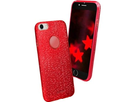 Sparky Capa para iPhone 8 / iPhone 7, red color limited edition — Compatibilidade:  iPhone 7