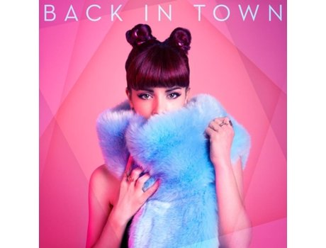 CD Mimicat - Back In Town — Pop-Rock