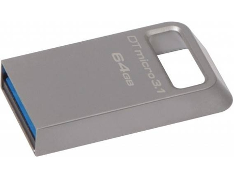 Pen USB 3.0 KINGSTON DTMICRO 64GB — USB 3.0 | 64 GB
