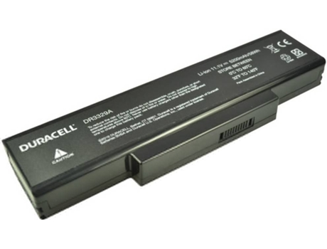 Bateria DURACELL DR3329A — Compatibilidade: DR3329A