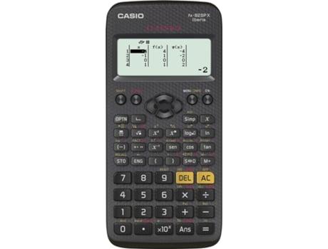 Calculadora Científica CASIO FX-82SPX II   [5555269 ]