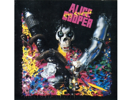 CD Alice Cooper  - Hey Stoopid