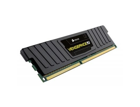 Memória RAM CORSAIR DDR3 2X4GB 1600 MHz Vengeance Low Profile — 2 x 4 GB | 1600 MHz | DDR3