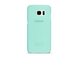 Capa ARTWIZZ Galaxy S7 Rubber Clip Mint — Capa / Galaxy S7